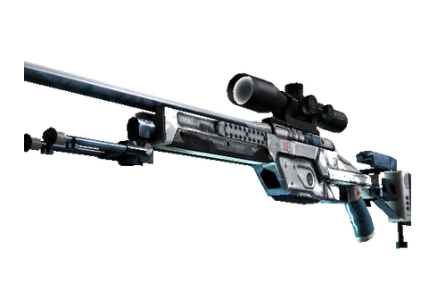 Buy StatTrak™ SSG 08 | Ghost Crusader (Field-Tested)