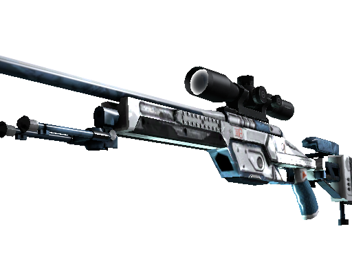 SSG 08 | Ghost Crusader Minimal Wear
