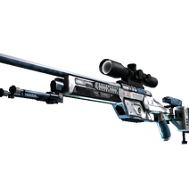 StatTrak™ SSG 08 | Ghost Crusader (Factory New)
