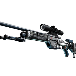 SSG 08 | Ghost Crusader (Battle-Scarred)