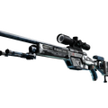 StatTrak™ SSG 08 | Ghost Crusader <br>(Battle-Scarred)