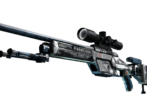 Eclipse SSG 08 Ghost Crusader
