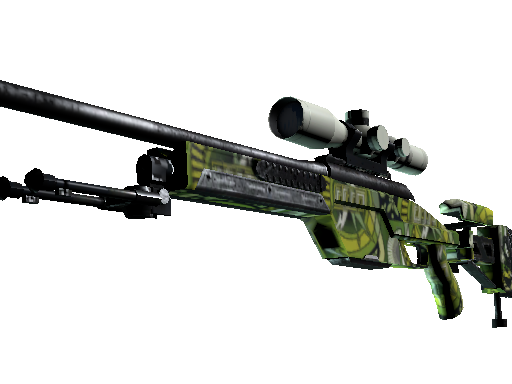 SSG 08 | Spring Twilly (Field-Tested)