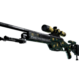 SSG 08 | Sea Calico (Field-Tested)