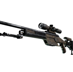 SSG 08 | Mayan Dreams (Well-Worn)