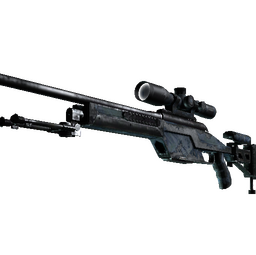 Souvenir SSG 08 | Tropical Storm (Battle-Scarred)