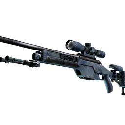 Souvenir SSG 08 | Tropical Storm (Minimal Wear)
