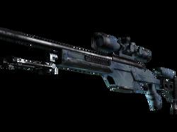 SSG 08   Тропическая гроза (Поношенное)