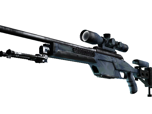 SSG 08 | Tropical Storm Well-Worn