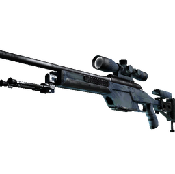 Souvenir SSG 08 | Tropical Storm (Well-Worn)
