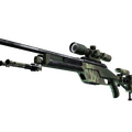 SSG 08 | Lichen Dashed <br>(Minimal Wear)