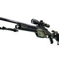 SSG 08 | Lichen Dashed <br>(Field-Tested)