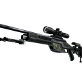 SSG 08 | Lichen Dashed <br>(Battle-Scarred)