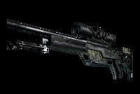 SSG 08 | Lichen Dashed (Battle-Scarred)