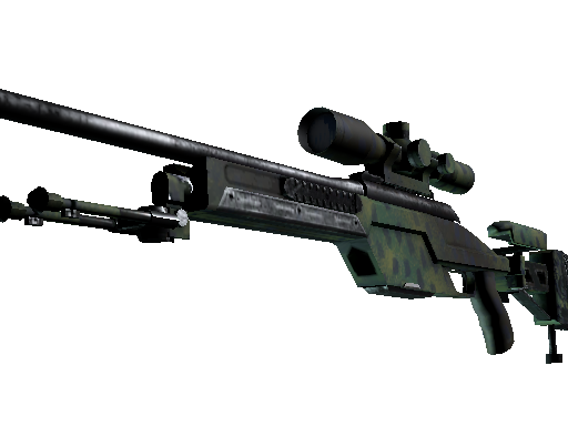 SSG 08 | Jungle Dashed