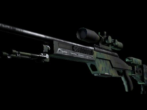 SSG 08 | Jungle Dashed