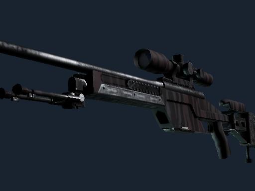 SSG 08 | Prey (Battle-Scarred)