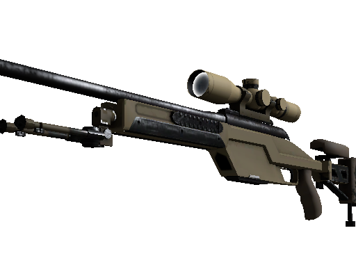 SSG 08 | Sand Dune (Battle-Scarred)