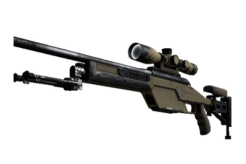 Buy SSG 08 | Sand Dune (Well-Worn)