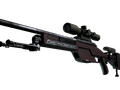 SSG 08 | Red Stone
