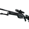 Souvenir SSG 08 | Blue Spruce <br>(Battle-Scarred)