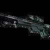 SSG 08 | Blue Spruce <br>(Well-Worn)