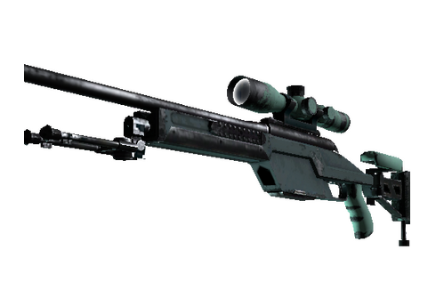 SSG 08 | Blue Spruce (Well-Worn) Prices