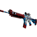 SG 553 | Integrale <br>(Factory New)