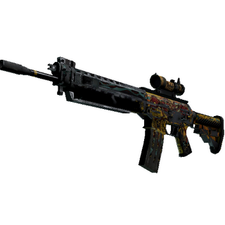 SG 553 | Colony IV (Battle-Scarred)