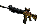 StatTrak™ SG 553 | Colony IV (Well-Worn)