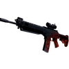 SG 553 | Darkwing <br>(Field-Tested)