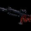 StatTrak™ SG 553 | Darkwing <br>(Well-Worn)