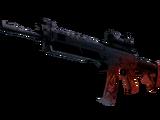 StatTrak™ SG 553 | Darkwing (Field-Tested)