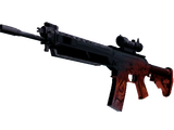 StatTrak™ SG 553 | Darkwing (Factory New)