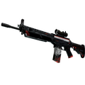 StatTrak™ SG 553 | Cyrex <br>(Battle-Scarred)