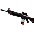 StatTrak™ SG 553 | Cyrex <br>(Field-Tested)
