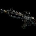 StatTrak™ SG 553 | Aerial <br>(Battle-Scarred)