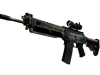 StatTrak™ SG 553 | Aerial (Battle-Scarred)