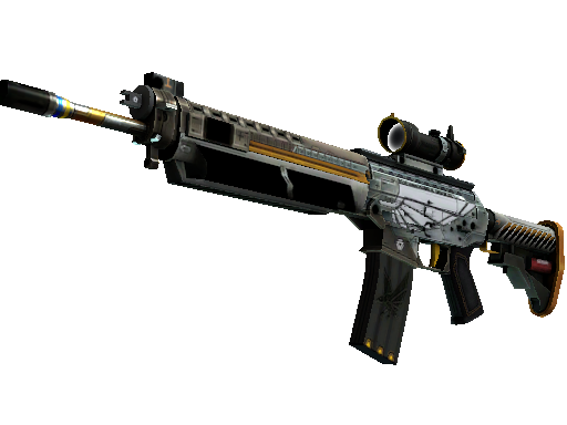 StatTrak™ SG 553 | Aerial (Factory New)