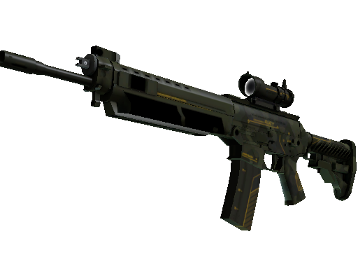 SG 553 | Atlas Factory New