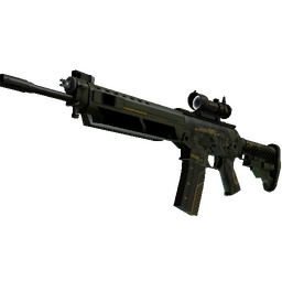 StatTrak™ SG 553 | Atlas (Factory New)