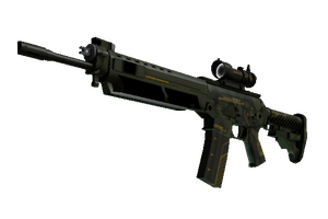 Sg 553 Atlas Minimal Wear
