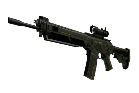 Buy StatTrak™ SG 553 | Atlas (Factory New)
