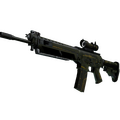 StatTrak™ SG 553 | Atlas <br>(Field-Tested)