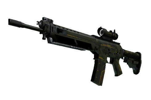 Buy StatTrak™ SG 553 | Atlas (Field-Tested)