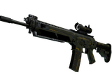 StatTrak™ SG 553 | Atlas (Field-Tested)