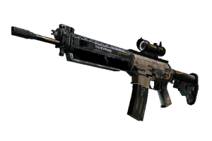 Sg 553 Triarch Battle Scarred