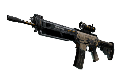 SG 553   Triarch (Battle-Scarred) Prices