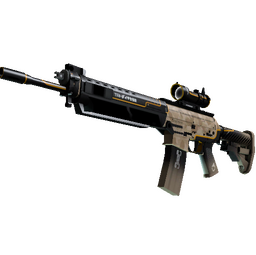 StatTrak™ SG 553 | Triarch (Factory New)