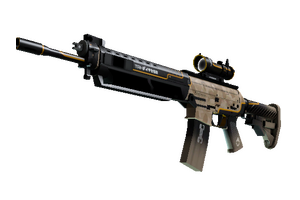 Sg 553 Triarch Factory New